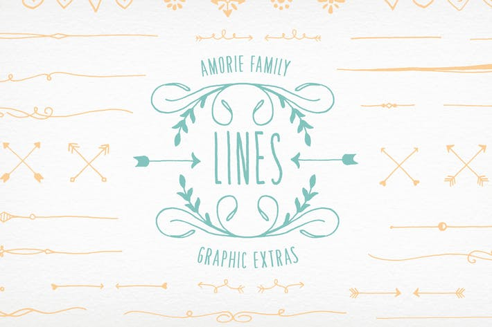 Download 6 Sketched Fonts - Envato Elements