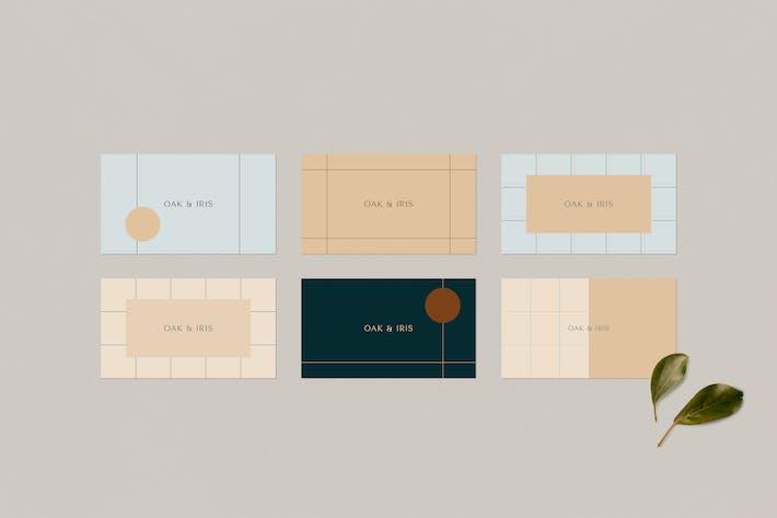 Thumbnail for Laetus Visitenkarten