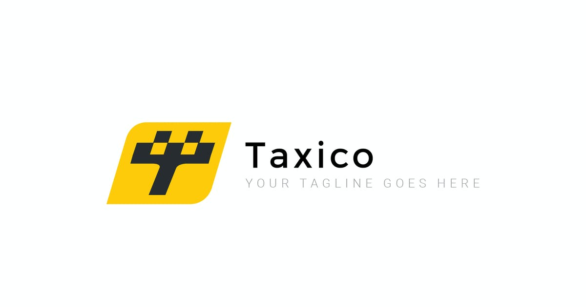 Download Taxi - Creative Logo Template by ThemeWisdom