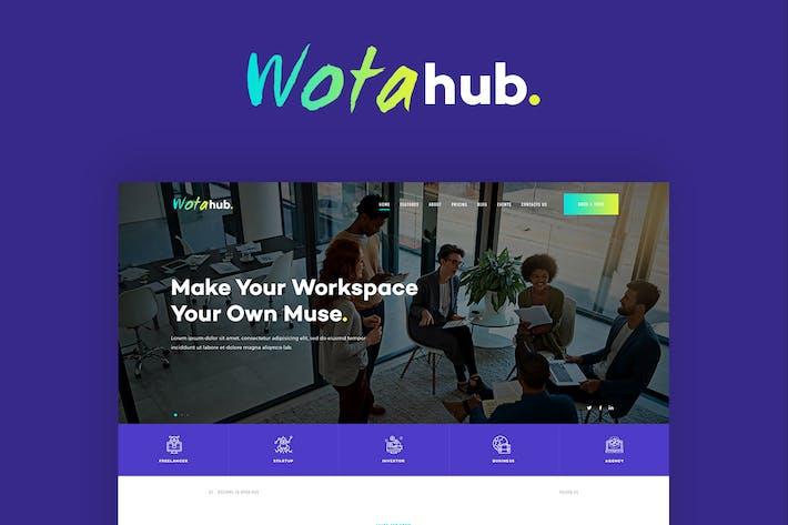 Thumbnail for WotaHub