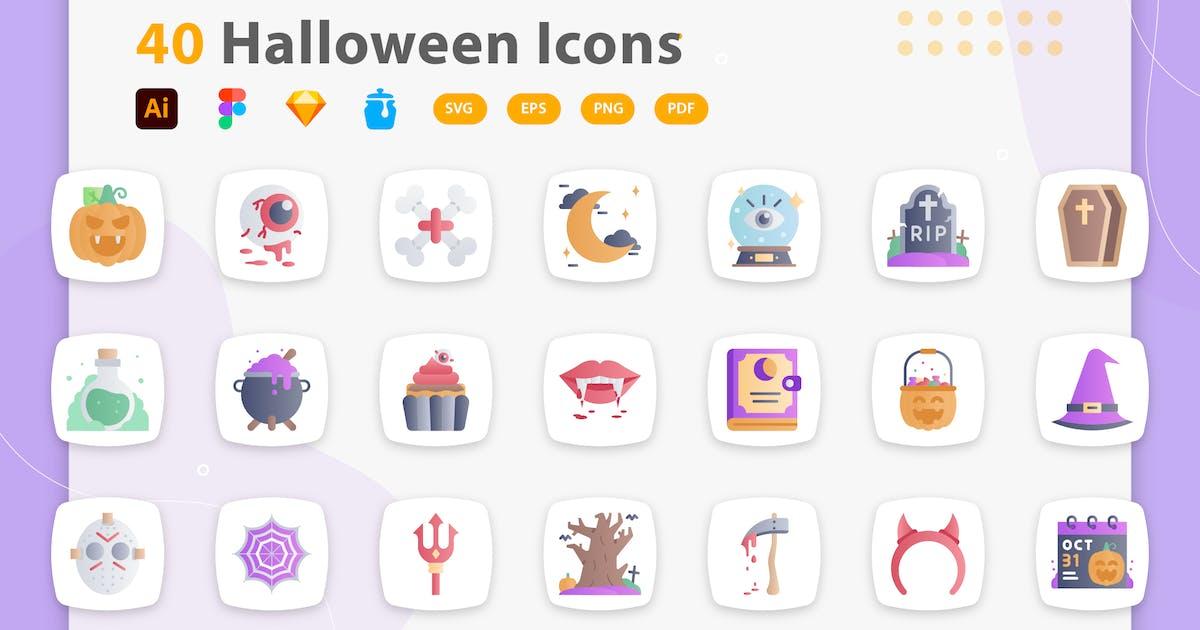 Download Chloe - Halloween Icons by kerismaker