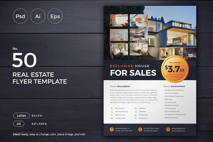 Thumbnail for Slidewerk - Real Estate Flyer 50