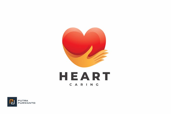 Thumbnail for Heart Caring - Mock-up