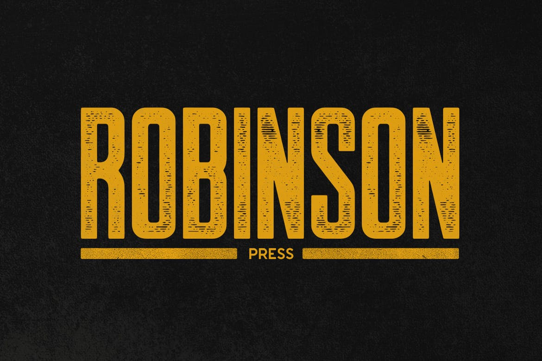 Robinson-Press