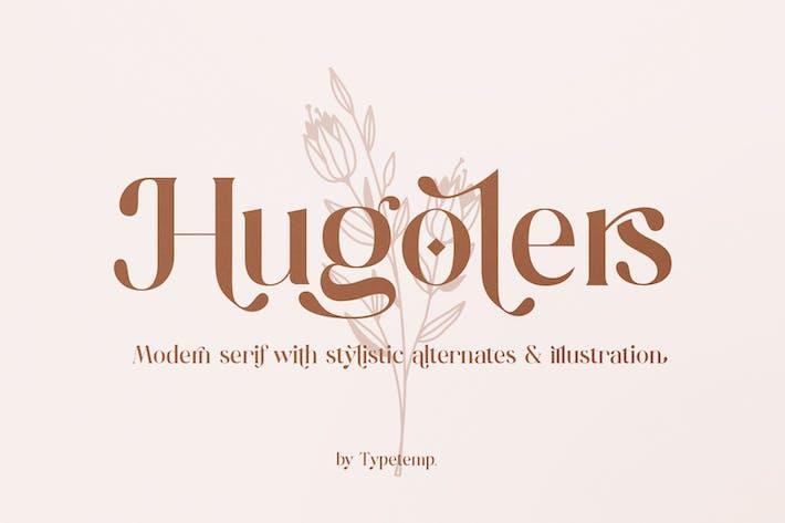 Hugolers Elegante + Floral
