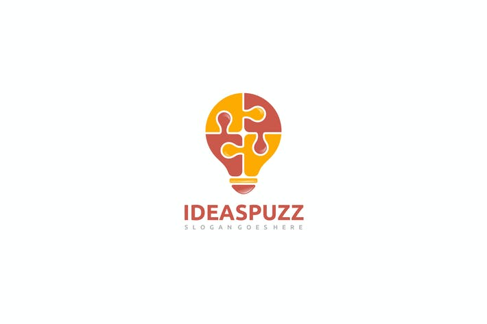 Thumbnail for Idea Puzzle Logo