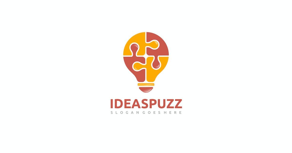 Download Idea Puzzle Logo by 3ab2ou