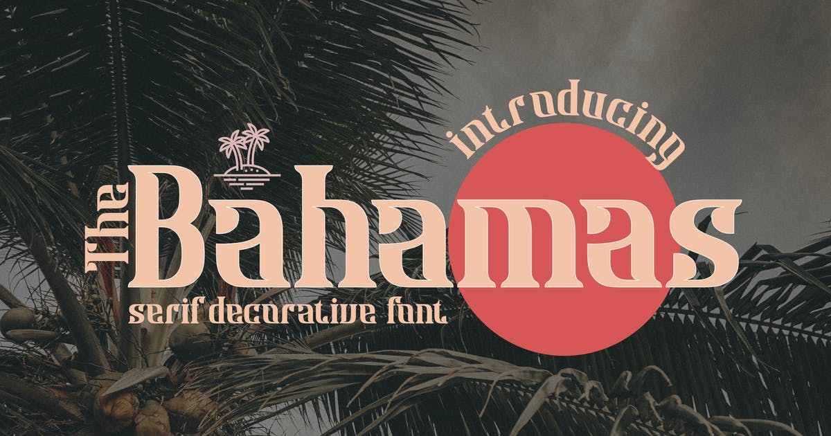 Download Bahamas by LetterStockStd