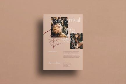 ARTSY SERIES 01 - Fashion Flyer
