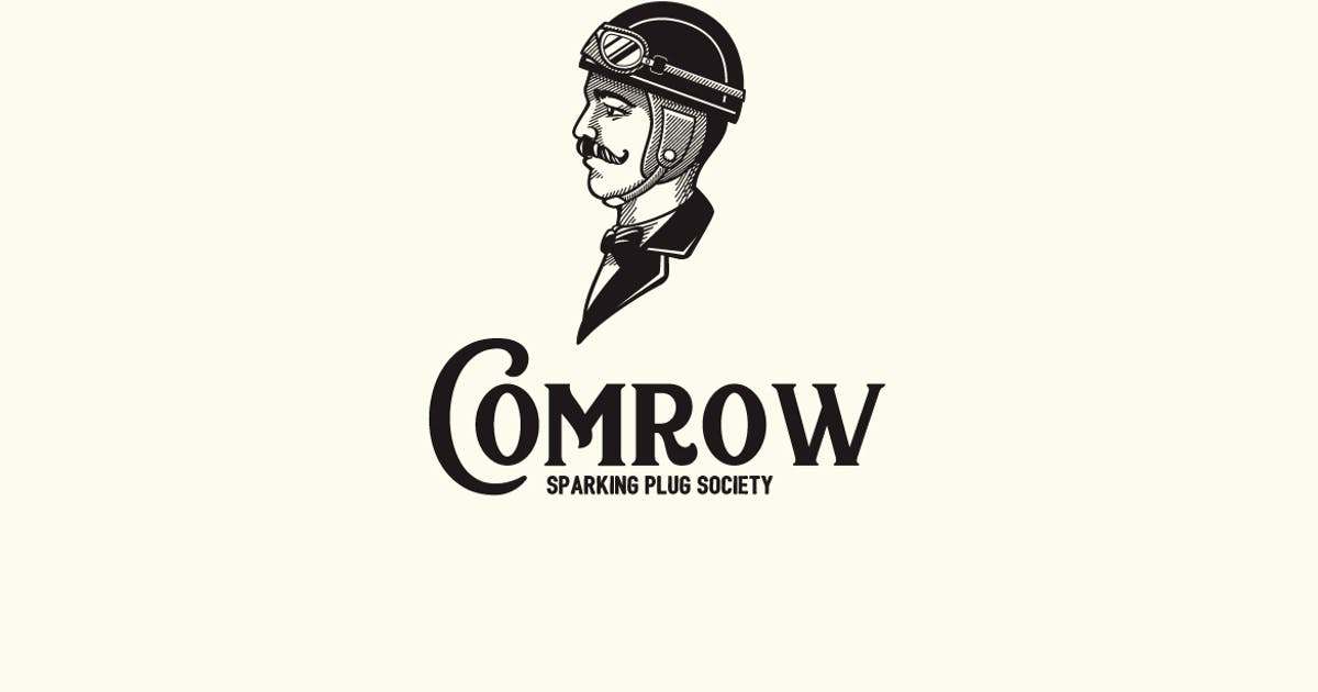 Download Comrow Logo Template by Ijajil