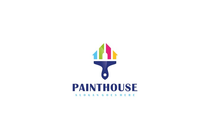 Thumbnail for Paint House Logo