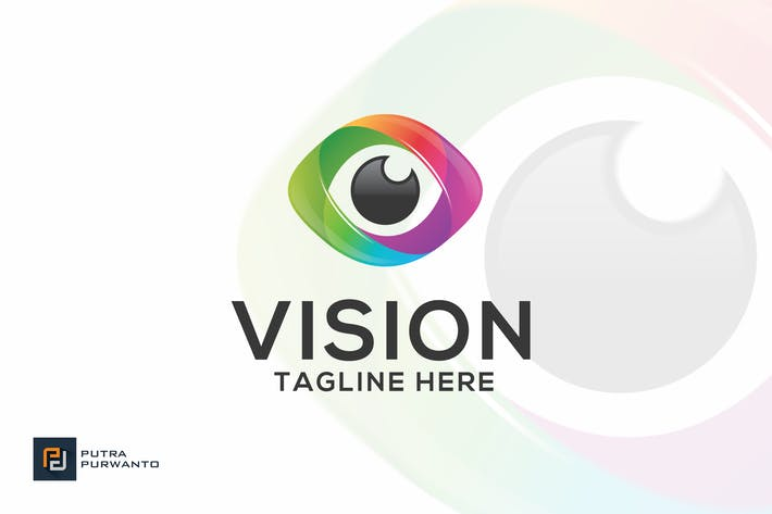 Cover Image For Vision / Eye - Logo Template