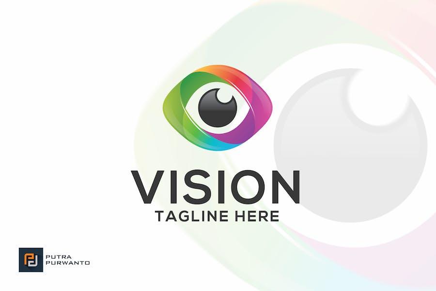 Vision / Eye - Logo Template