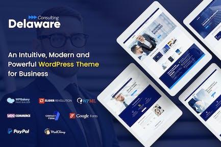 Delaware - Multi-Purpose Business WordPress Theme