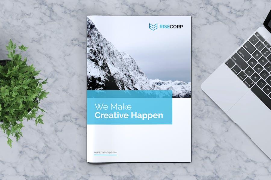 Creative Brochure Template Vol. 12