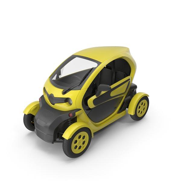 Thumbnail for Car Yellow