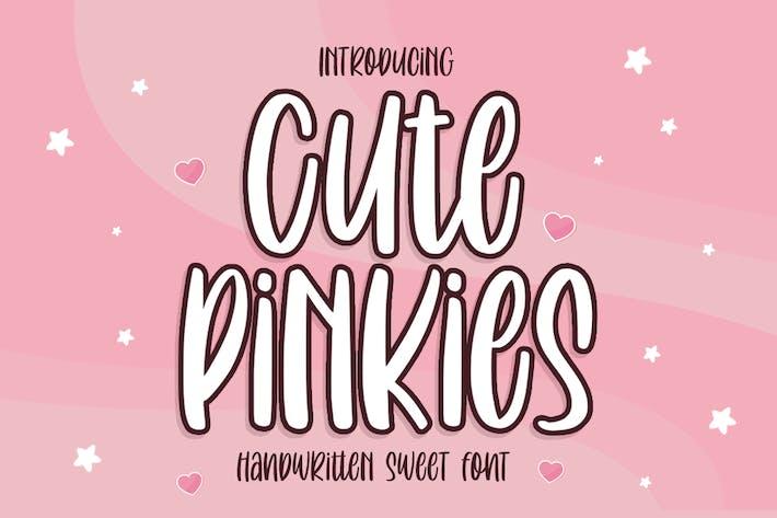 Cute Pinkies