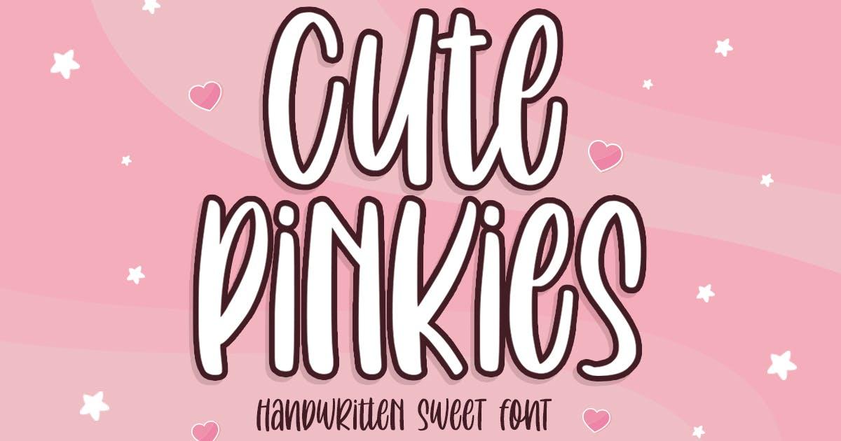 Download Cute Pinkies by YumnaStudio
