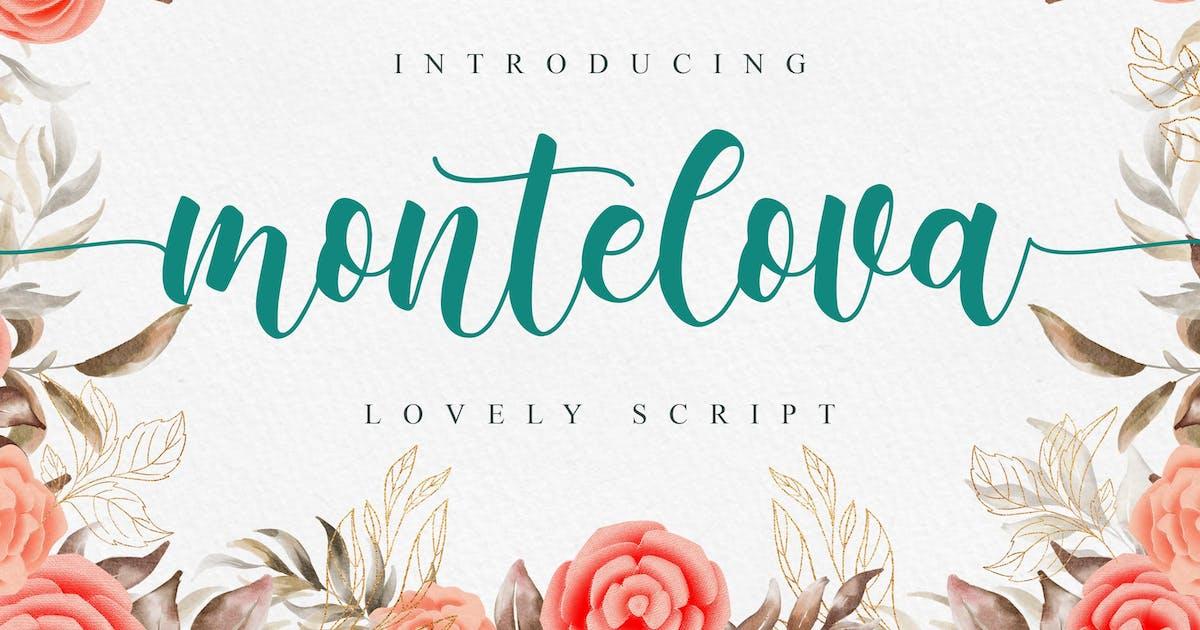 Download Montelova - Lovely Script by Alterzone