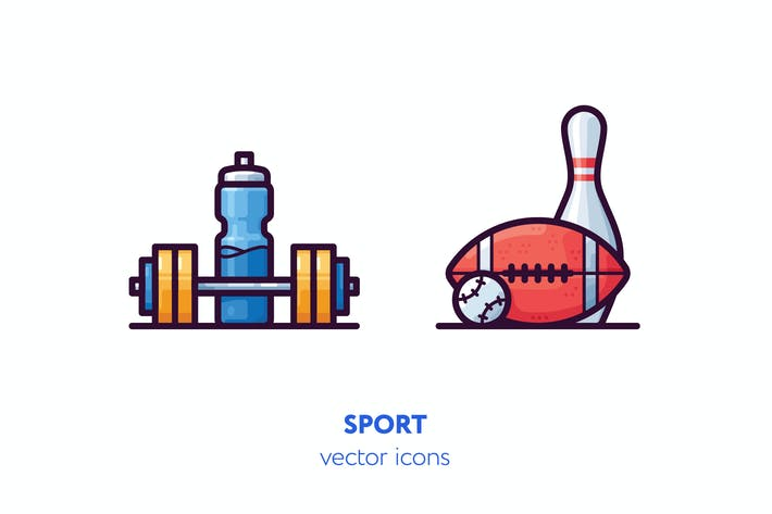 Thumbnail for Sport icons