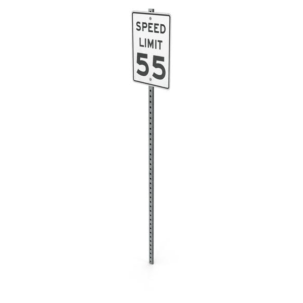 Thumbnail for Speed Limit Sign