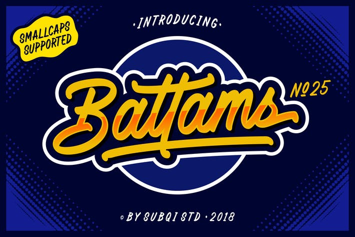 Thumbnail for Battams AMR No. 25 Pro