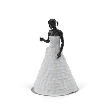 Showroom Hochzeitskleid