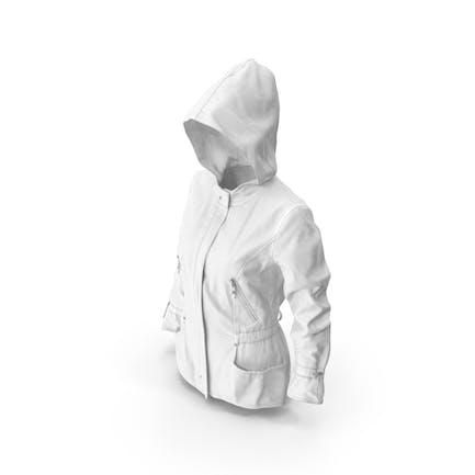 Women's Jacket White