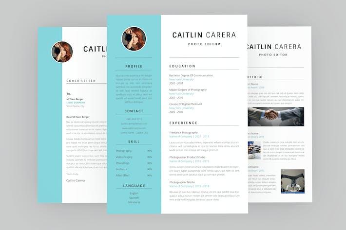 Cover Image For Posh Resume Designer