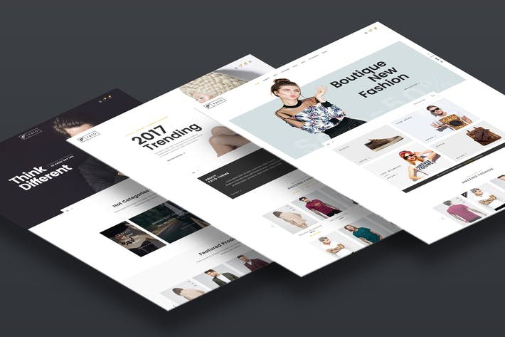Thumbnail for Fato - Multipurpose Responsive Prestashop Theme