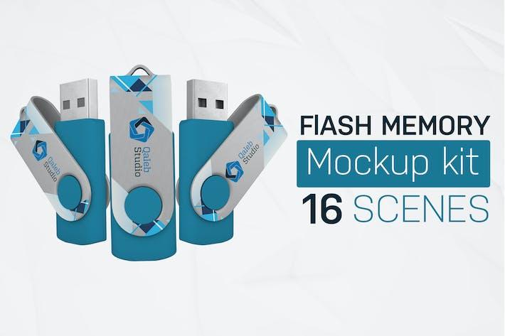 Thumbnail for Flash Memory Kit