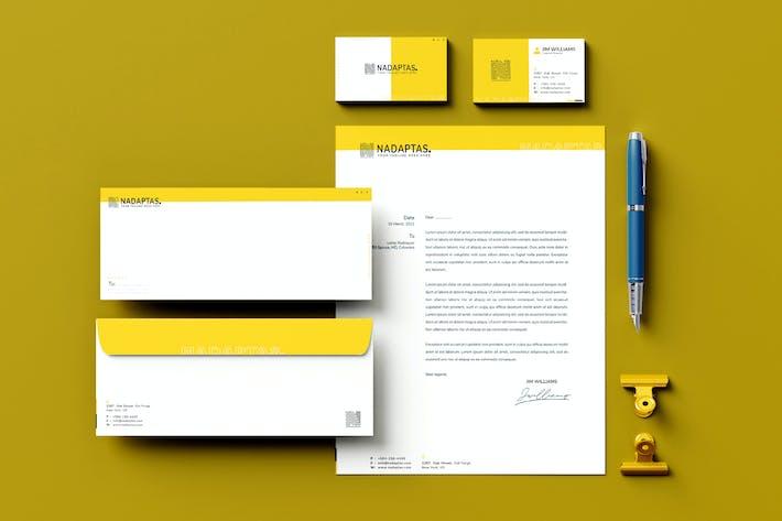 Thumbnail for Corporate Identity & Branding