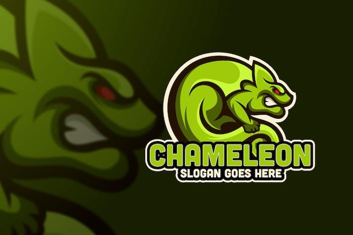 Thumbnail for Chameleon Creative Modern Logo Template