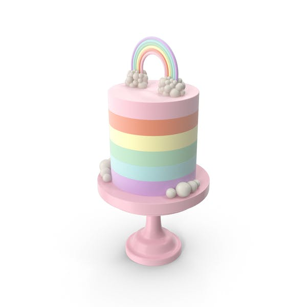 Thumbnail for Rainbow Cake