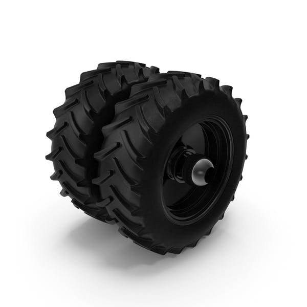 Good Year Tractor Twin Tire
