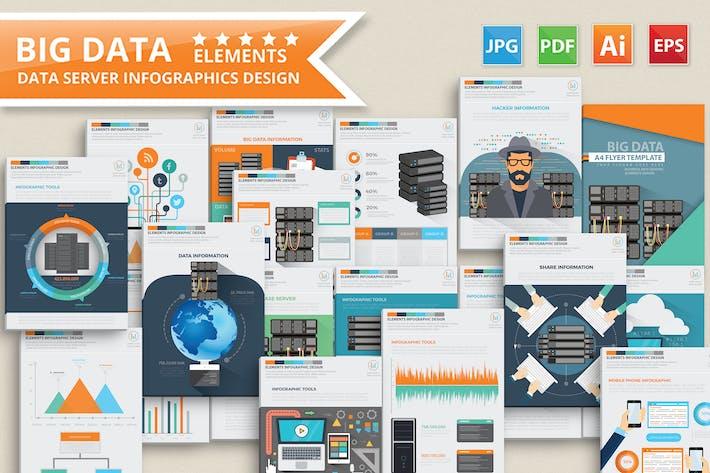 Thumbnail for Big Data Infographics Design