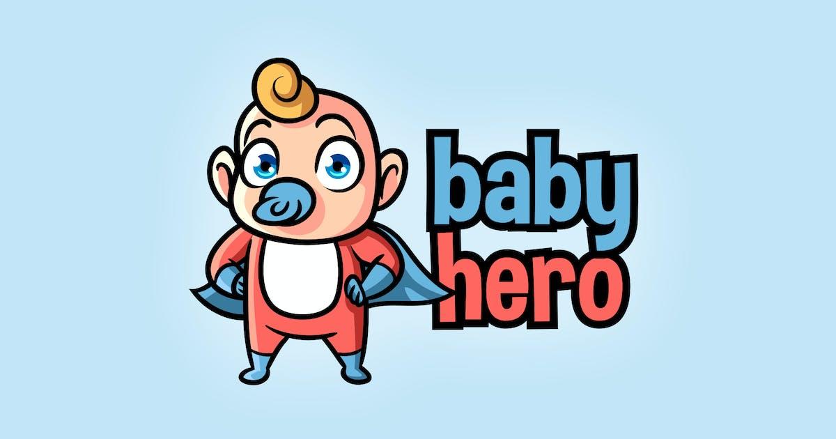 Download Cartoon Hero Baby Logo by Suhandi