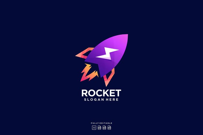 Thumbnail for Rocket Color Logo