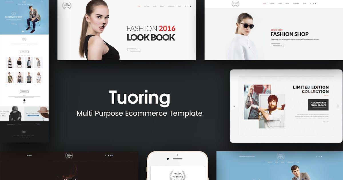 Tuoring - Multipurpose Responsive Prestashop Theme by posthemes