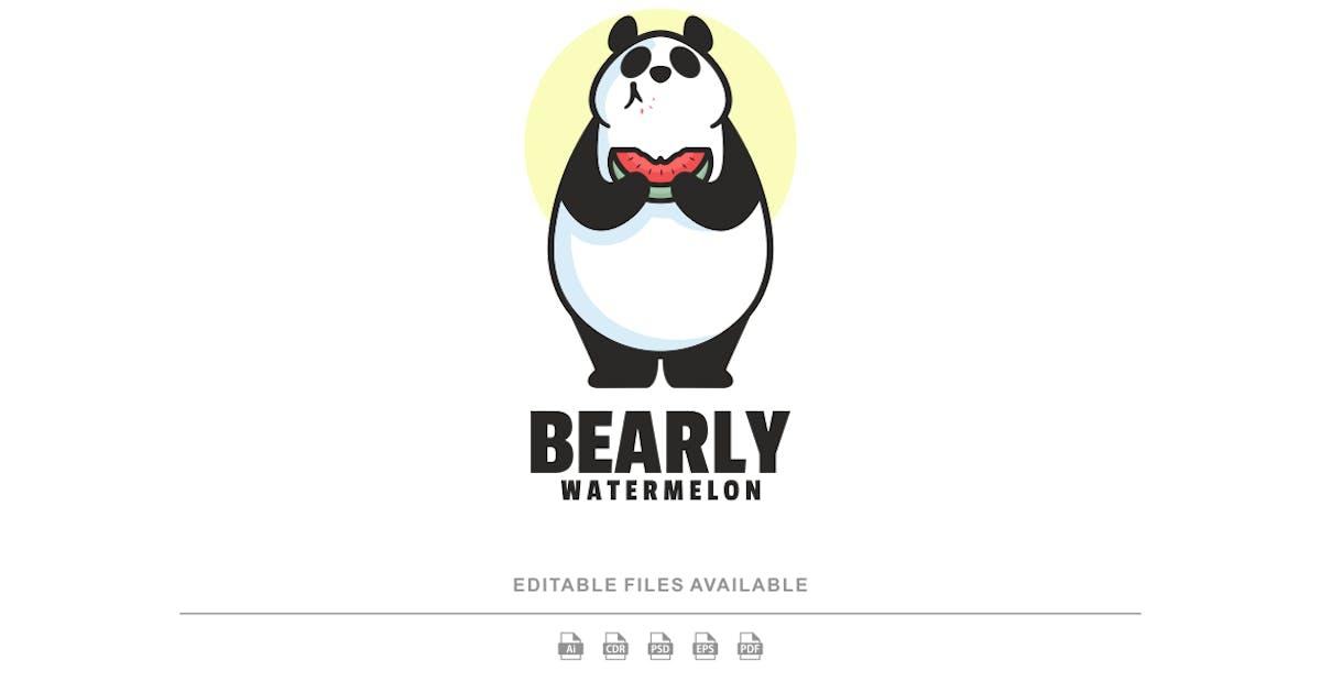 Download Panda Cartoon Logo by artnivora_std