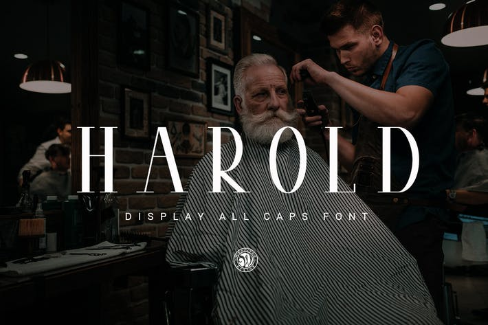 Cover Image For Harold