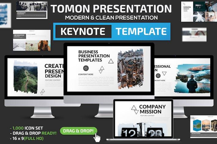 Thumbnail for Tomon Keynote Presentation