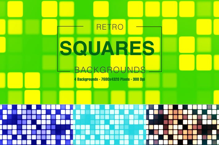 Thumbnail for Retro Squares