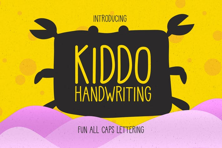 Thumbnail for Kiddo Handwriting