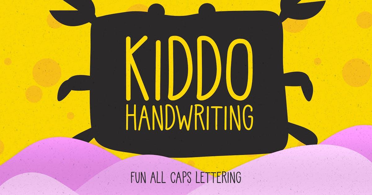 Download Kiddo Handwriting by creativemedialab