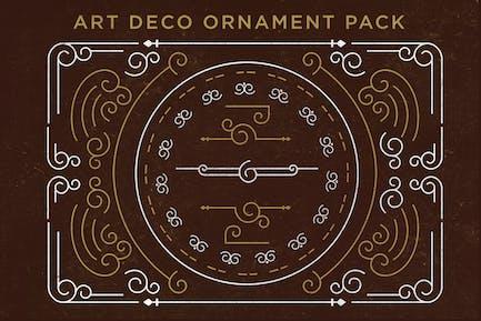 Art Deco Ornament Pack