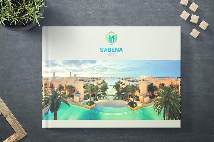Thumbnail for Hotel Brochure/Catalog