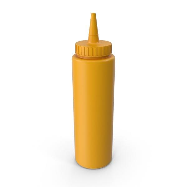 Cover Image for Mustard Bottle
