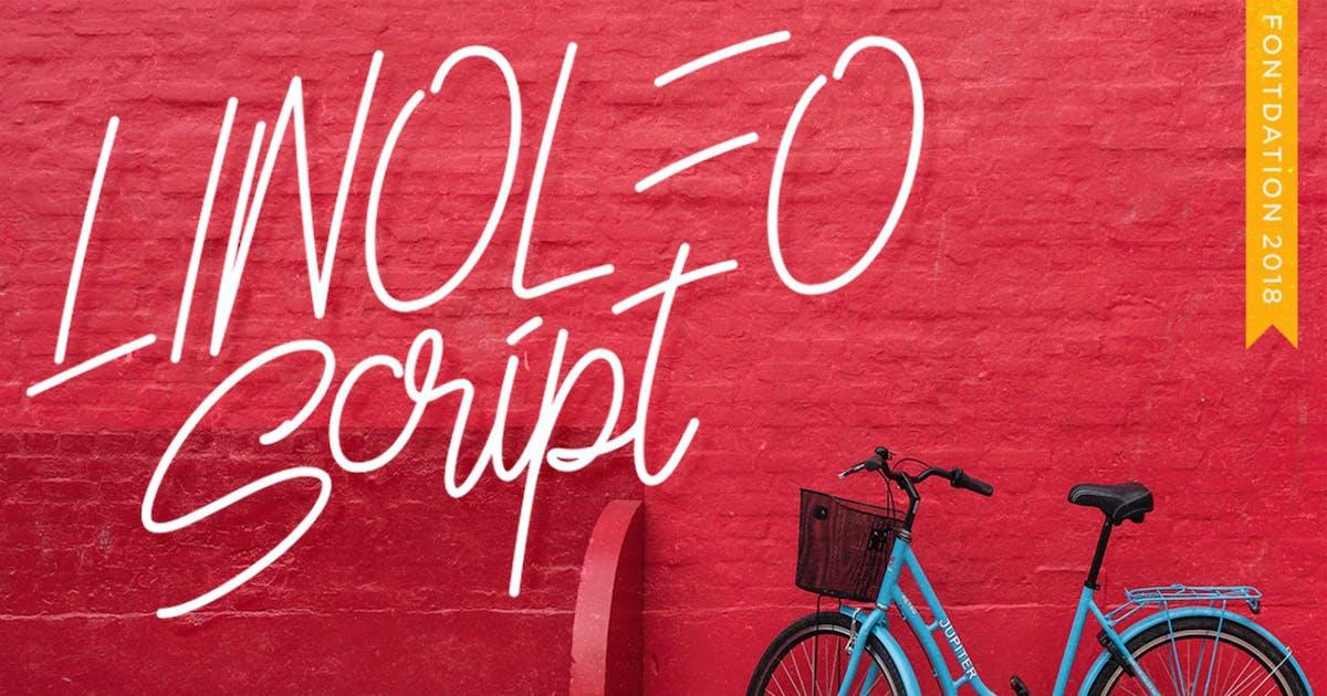 Download Linoleo Script by twicolabs