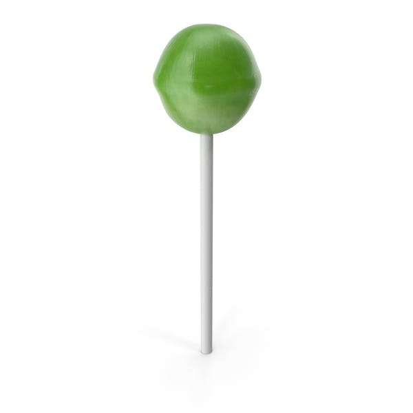 Thumbnail for Lollipop Green Licked